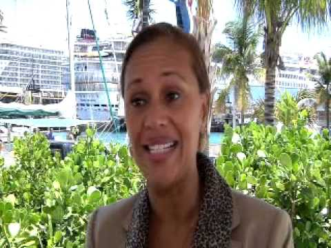 Bahamas Ministry of Tourism's Director General and Miami Heat Story