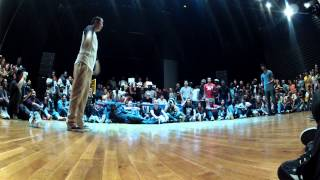 Salah v. Hoan BATTLE BAD 2013- GoPro (Raw Video)