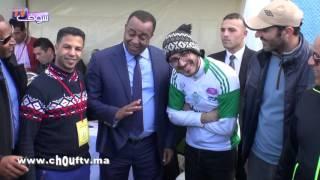 بكل روح رياضية..لقطة طريفة بين رجاوي و رئيس الوداد | فيديو الأسبوع