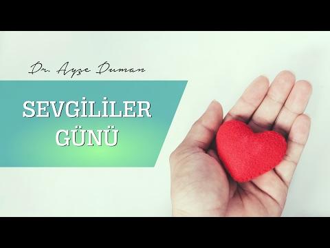 14 Şubat Sevgililer Günü / Op. Dr. Ayşe Duman'ın Size Mesajı AYŞE Duman AYŞE Duman