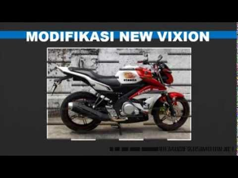 Modifikasi New Vixion Terbaru 2014 [HD]