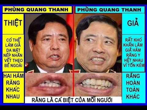 Phùng  Quang Thanh tại