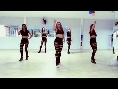 Coreografia Vai no Cavalinho Léo Rodriguez Coreógrafa Carla Viviane