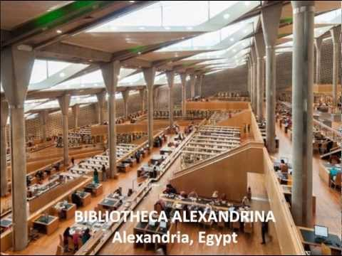Top 10 Libraries in The World