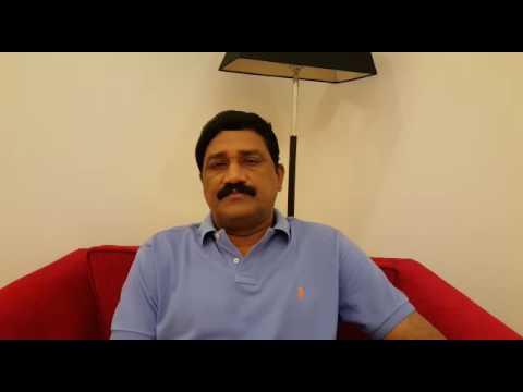 Message from Sri Ghanta Srinivasa Rao, Minister of HRD, Govt. of AP