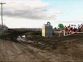 Crews Work to Fix Levee Before Next Calif. Storm