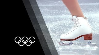 A history of Figure Skating | 90 Seconds of the Olympics