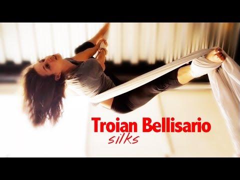 Troian Bellisario - Silks