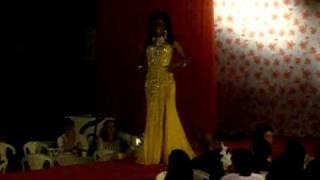 Drica L. Reis Desfile em Traje de Noite no Concurso Miss Brasil Gay Norte e Nordeste view on youtube.com tube online.