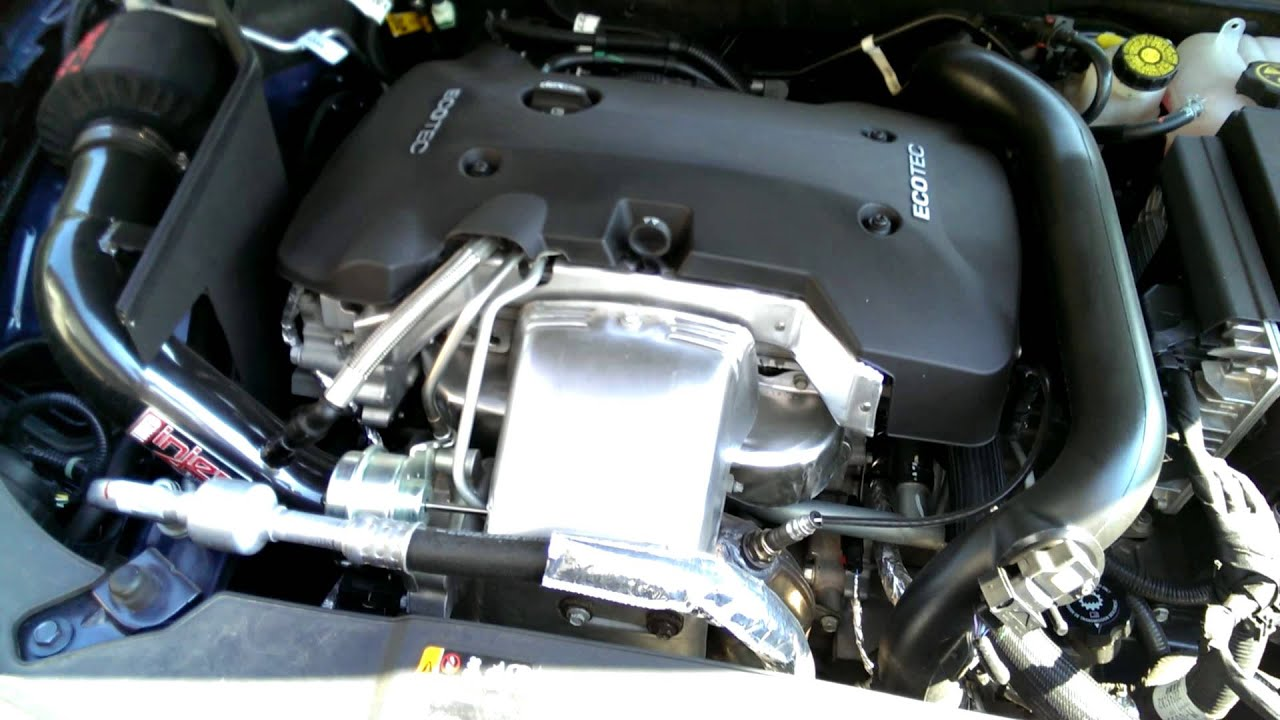 Cold Air Intake For Regal 2015