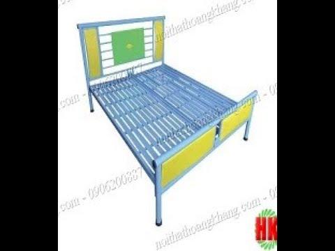 giường y tế, giường tầng sinh viên, bàn ghế bệnh viện