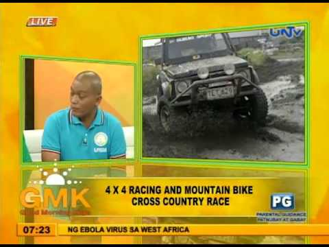 4X4 Racing and Mountain Bike Cross Country Race