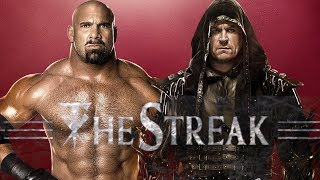 "WWE 2K14: Defeat The Streak ""Goldberg"" (Part 5)"