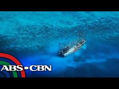 PH tells US: Pay up for Tubbataha damage