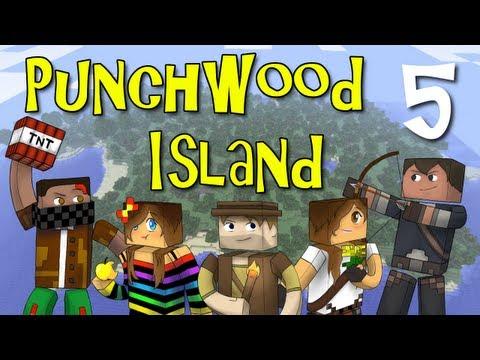 "Punchwood Island E05 ""Rabid Dog"" (Minecraft Family Survival)"