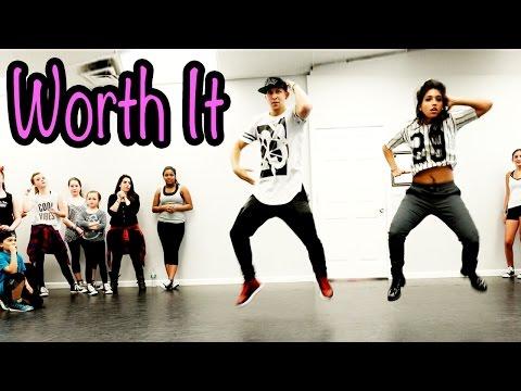 WORTH IT - Fifth Harmony ft Kid Ink Dance | @MattSteffanina Choreography (Beg/Int Class)