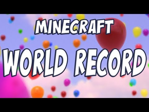 Minecraft - World Record for Most Players