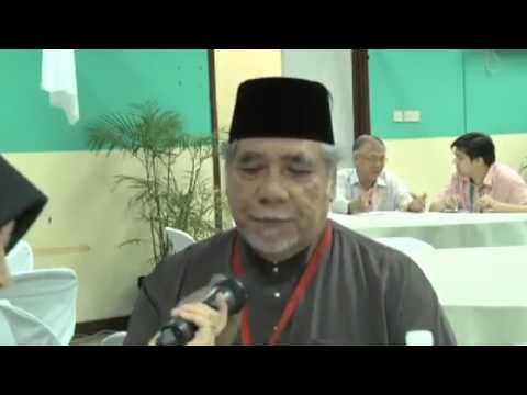 TEMURAMAH EKSLUSIF TEAM IT Muktamar dengan Datuk Mustafa Ali