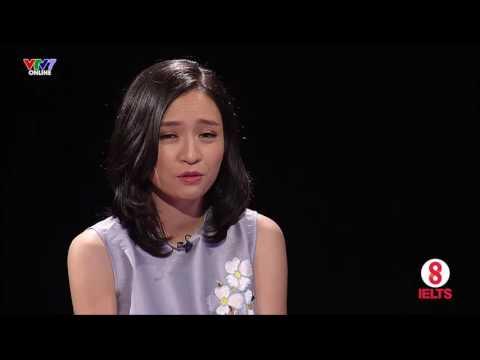 MC Thùy Dương (Talk Vietnam) hát ru con bằng Tiếng Anh trên 8IELTS