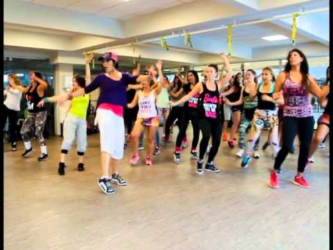 Dance With Gi | Shaki Riddim- using mobile? go to: gisellekhoury.zumba.com