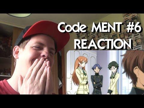 Code MENT - Episode 6 REACTION