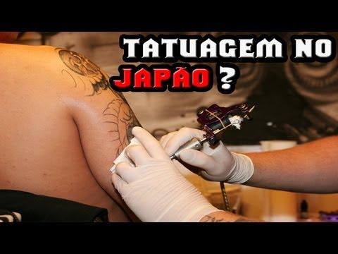 Tatuagem no Japão? - AMJ