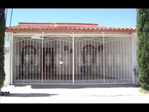 Barandales herreria olimpic youtube for Disenos de casas chiquitas