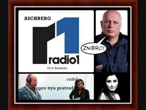 Aschberg   Radio1 - En nazist passning till Jimmie Åkesson