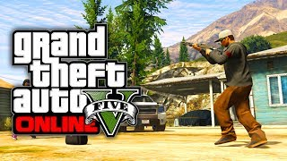 GTA 5 Online: 1 Million Dollars, Crate Drops, Livestream