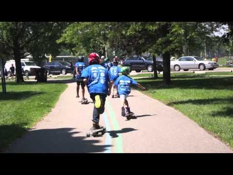 Longboard 4 Kids 2013