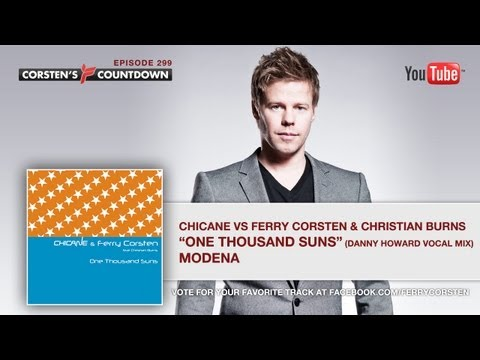 Corsten's Countdown #299 - Official Podcast