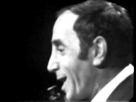 Thumbnail of video Charles Aznavour   For me Formidable...