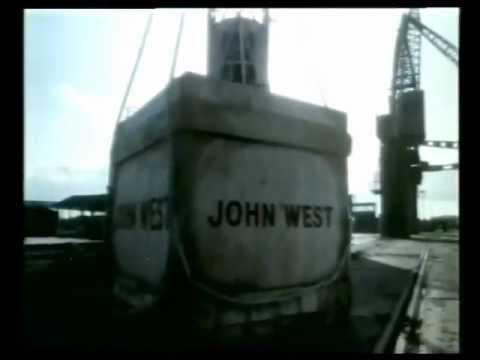 John West Salmon advert – 1983
