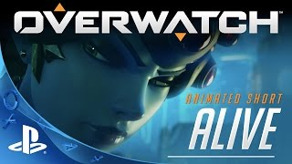 Overwatch - Alive Animated Short | PS4