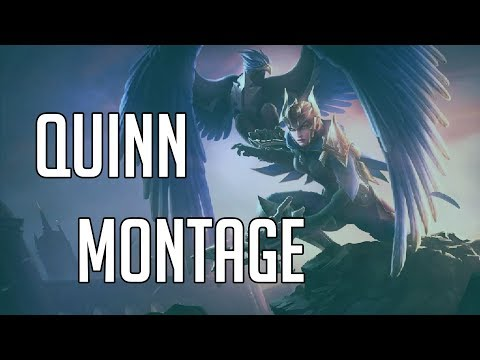 Quinn adc guide pro build montage league of legends season 8