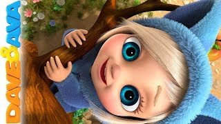 🍉 Nursery Rhymes by Dave and Ava | Baby Songs  🍉