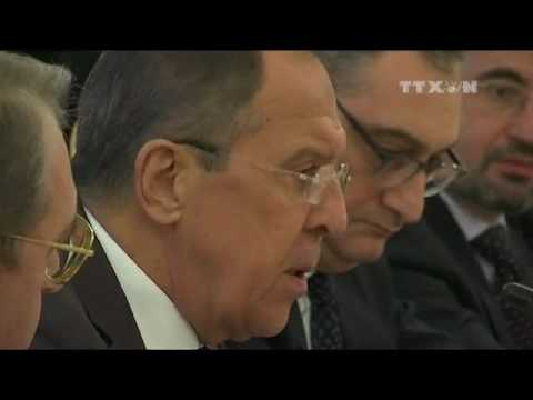 Nga-Thổ Nhĩ Kỳ thảo luận về tình hình Syria