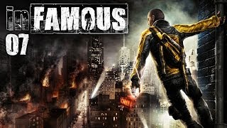 INFAMOUS [PS3] [HD+] #007 - Scherben & Satelliten ★ Let's Play inFAMOUS