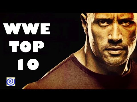 Top 10 Đô Vật Đẹp Trai Nhất WWE