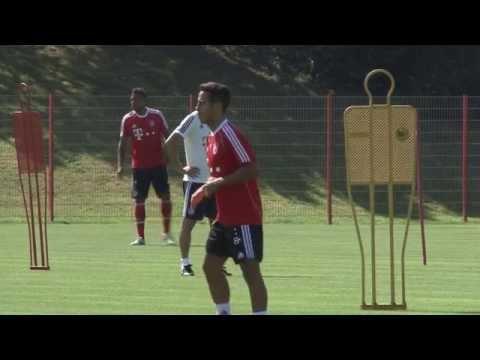 WM 2014: Thiago Alcantara fällt aus | Mittelfeldspieler muss erneut am Knie operiert werden