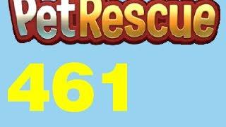 Pet Rescue Saga Level 461
