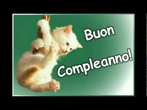 Auguri di buon compleanno youtube for Immagini divertenti di buon sabato