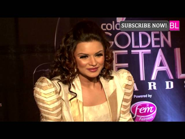 Colors Golden Petal Awards | Aashka Goradia