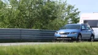سيارة سكودا أوكتافيا سكاوت كومبي | عالم السرعة