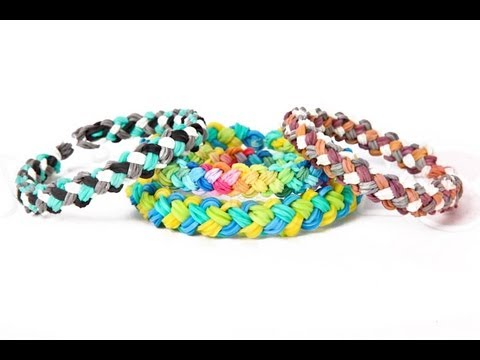 Rainbow Loom Instructions Ring