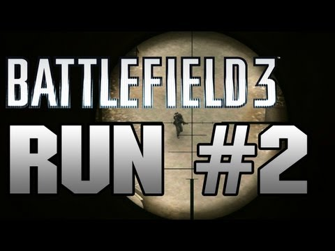Battlefield 3 machinima - JackFrags - Run Episode Two - Only in Battlefield 3 Competition Entry - 1080P
