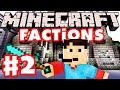 Minecraft Factions Part 2 - Expanding (Scottland Studios Public Minecraft Factions Server)
