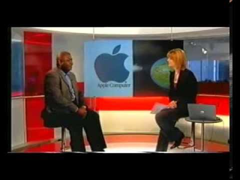 BBC News interviews about downloading music