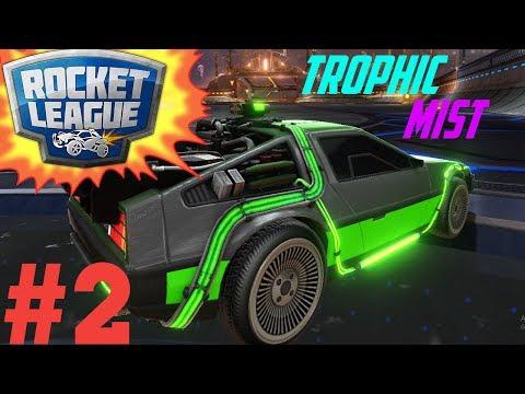 Rocket League Montage Part 2! (BEST GOALS & SAVES)