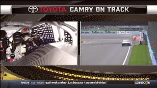 Toyota Camry On Track: Watkins Glen. Гонки Наскар. Смотреть видео Nascar